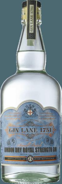 Image of   Gin Lane 1751 Royal Strength Gin Fl 70cl