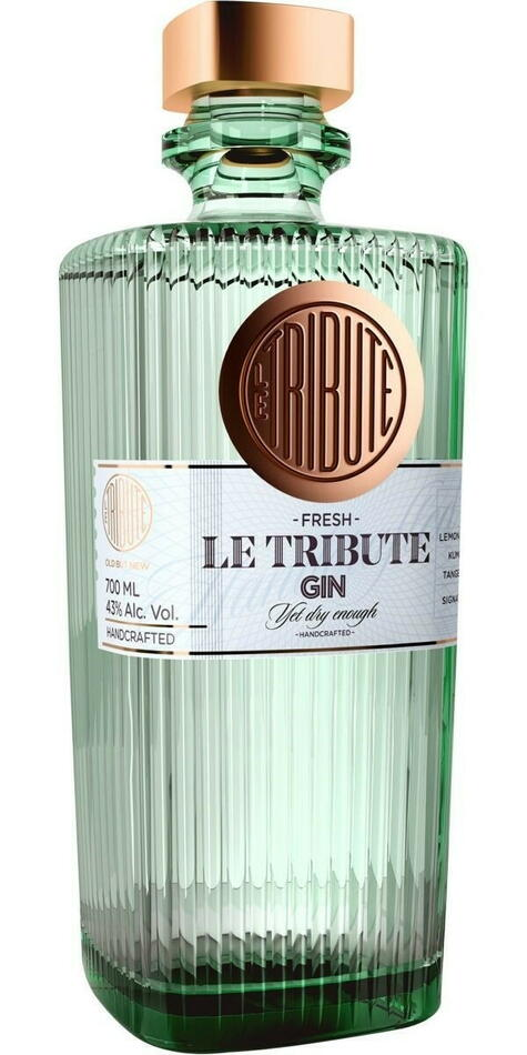 Le Tribute Gin Fl 70