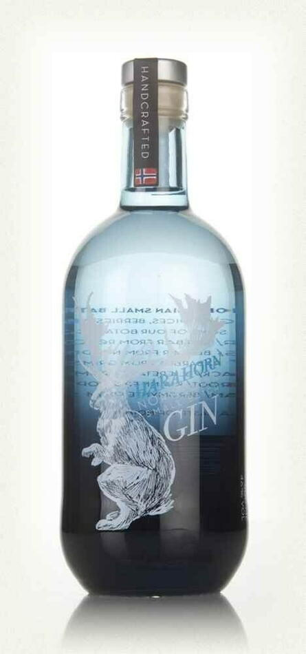 Harahorn Norwegian Small Batch Gin Fl 50