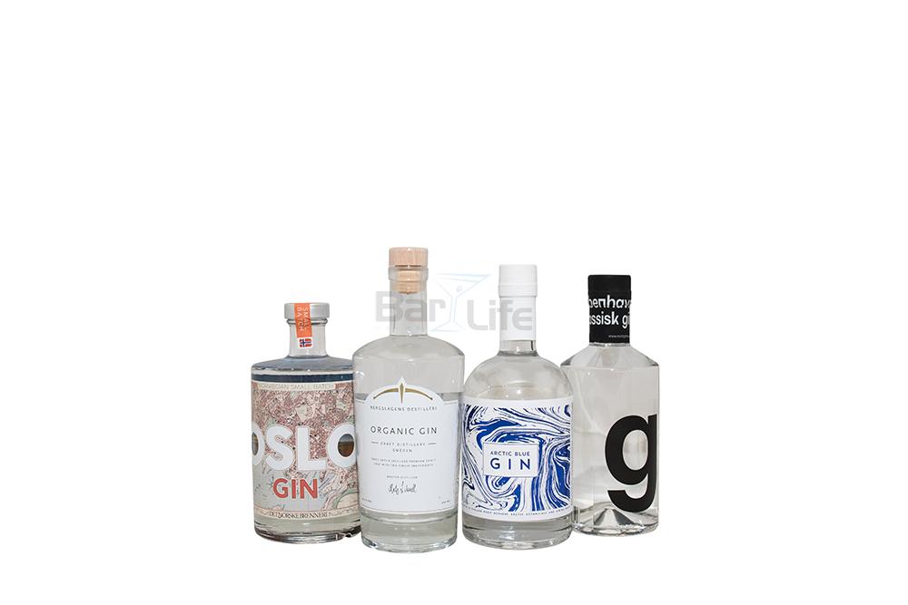 Image of   Ginpakken Fra Nordic House Off Gin