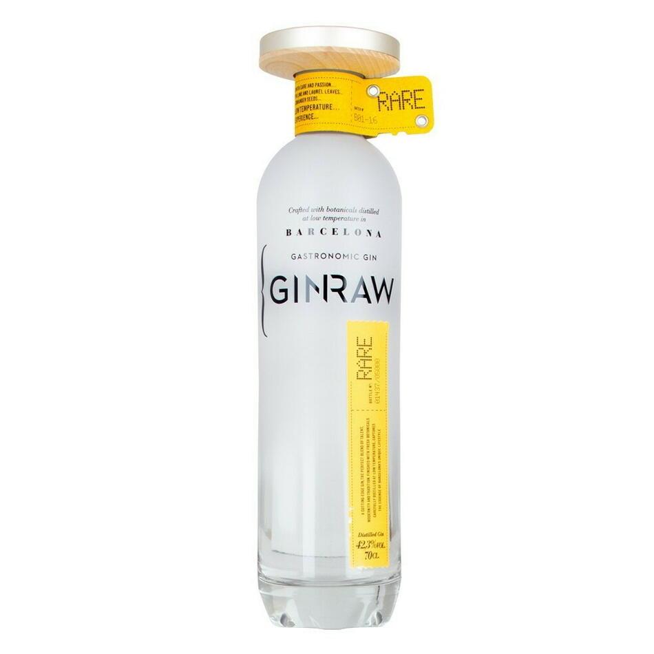 Image of   Ginraw Gastronomic Gin Fl 70