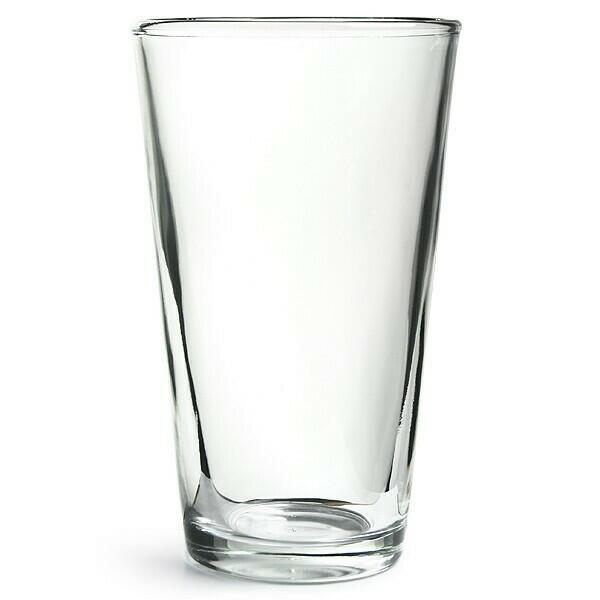 Glas Til Amerikansk Bostonshaker