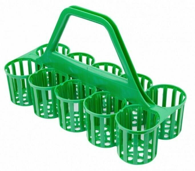 Glasbærer - Grøn