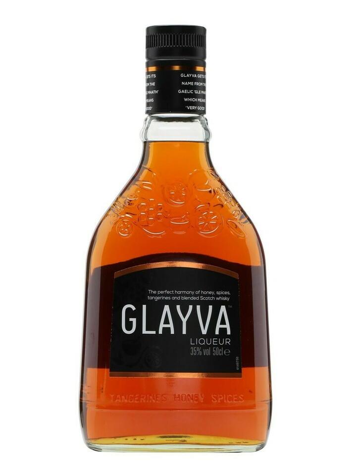 Glayva Whisky Liqueur Fl 70