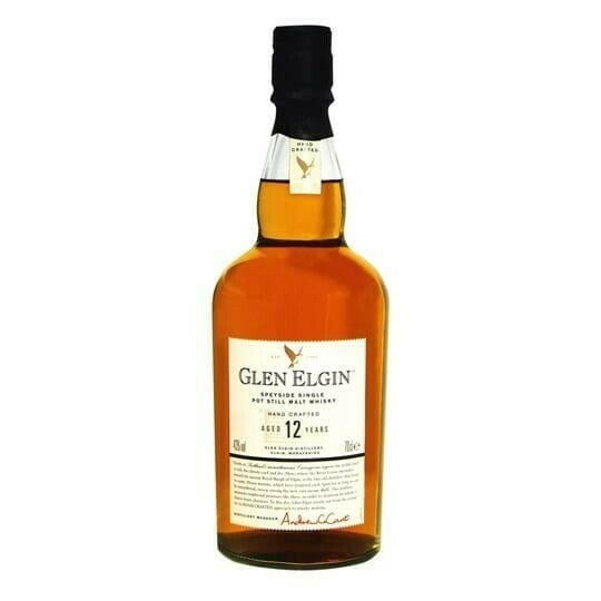 Image of   Glen Elgin 12 Yo Speyside Single Malt Fl 70