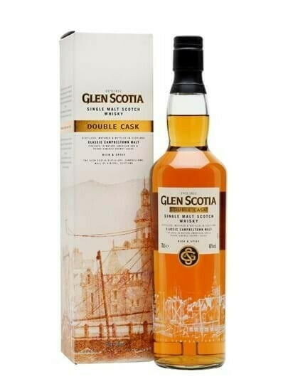 Image of   Glen Scotia Double Cask Campbeltown Single Malt Fl 70
