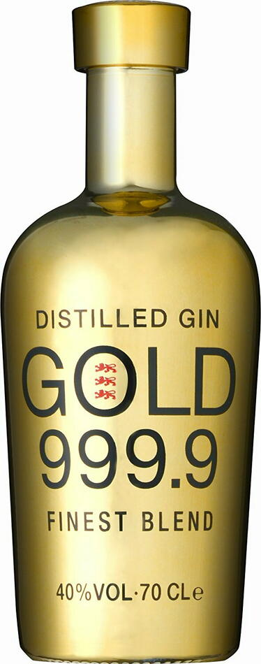 Image of   Gold 999.9 Gin Fl 70cl