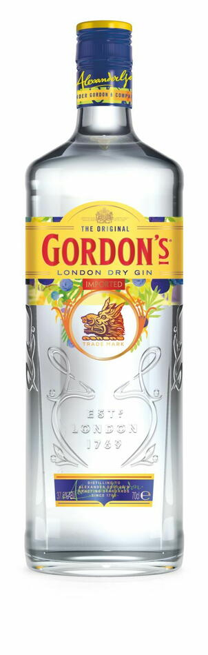 Image of   Gordon's Dry Gin Fl 70cl