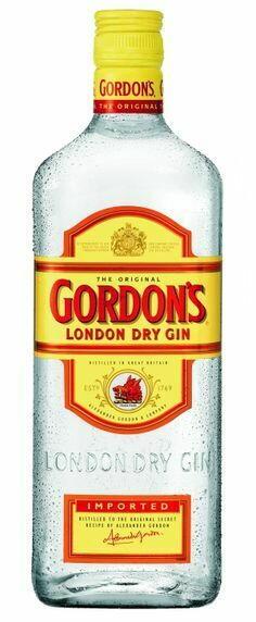 Image of   Gordon's Dry Gin* Fl 100cl