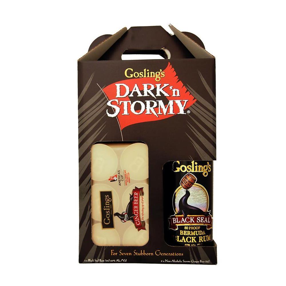 Gosling's Dark 'n Stormy Giftpack 70
