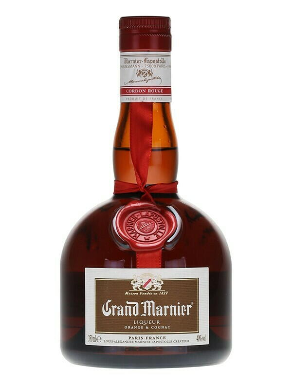 Image of   Grand Marnier Cordon Rouge (Rød) Fl 35