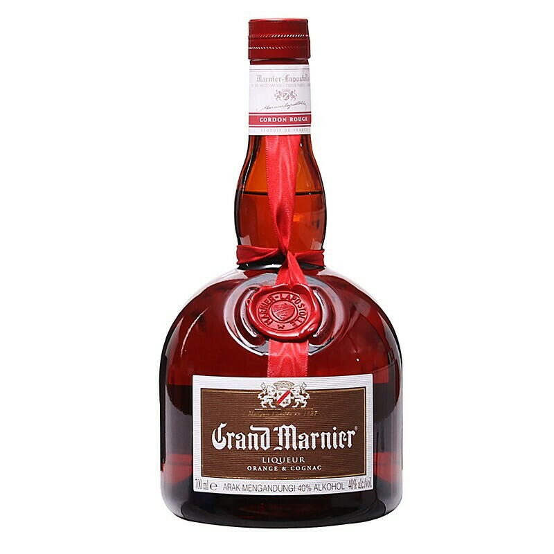 Image of   Grand Marnier Cordon Rouge (Rød) Fl 70