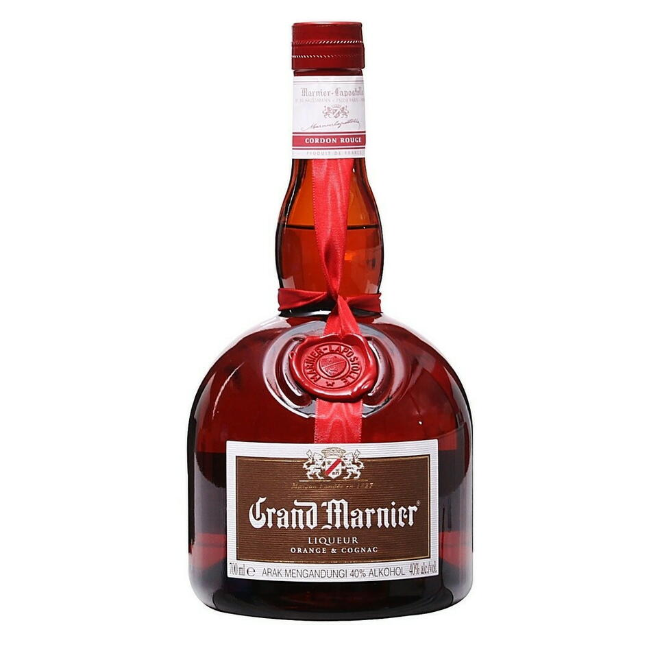 Image of   Grand Marnier Cordon Rouge (Rød)* Fl 100