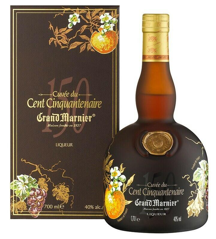 Grand Marnier Cuvée Du Cent Cinquantenaire Fl 70