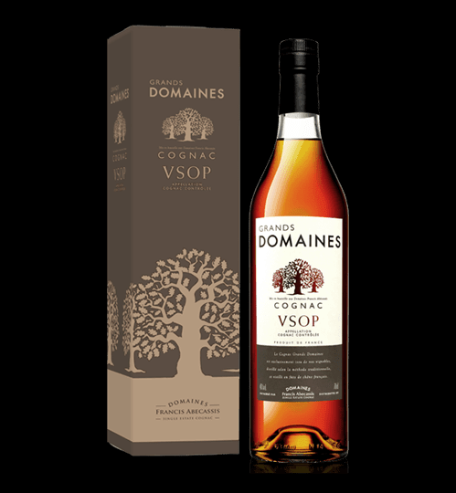 Image of   Grands Domaines Vsop Cognac Fl 70