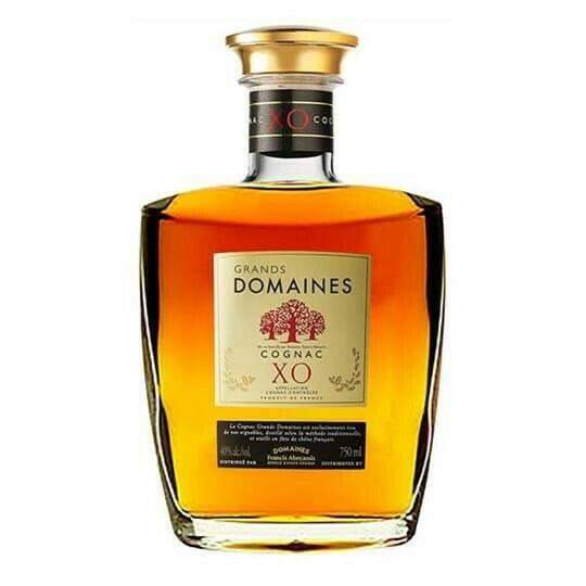 Image of   Grands Domaines Xo Cognac Fl 70