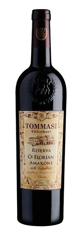 Grappa Di Amarone Ca Florian, Tommasi Fl 35