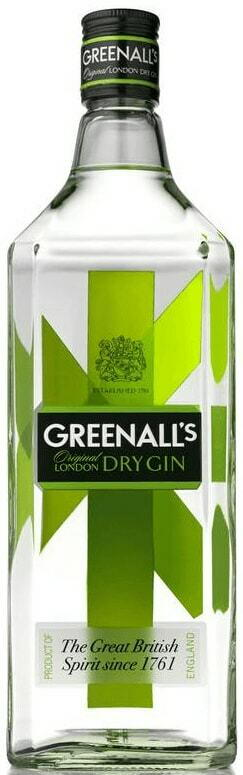Greenall's London Dry Gin* Fl 100
