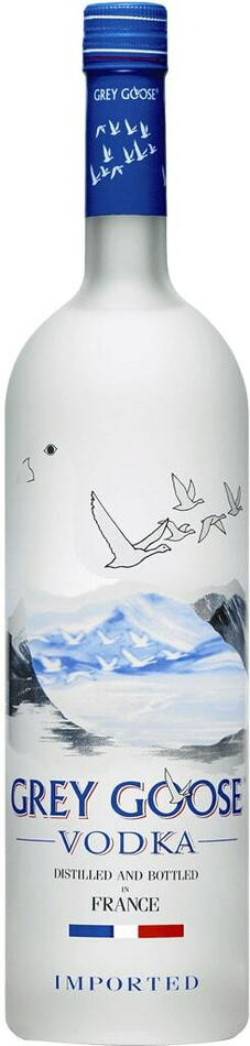 Image of   Grey Goose Vodka (Db Magnum) Fl 300