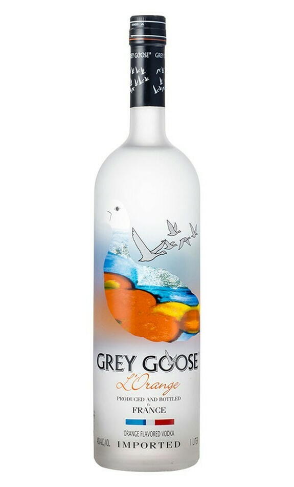 "Grey Goose Vodka ""L'orange"" Fl 70"