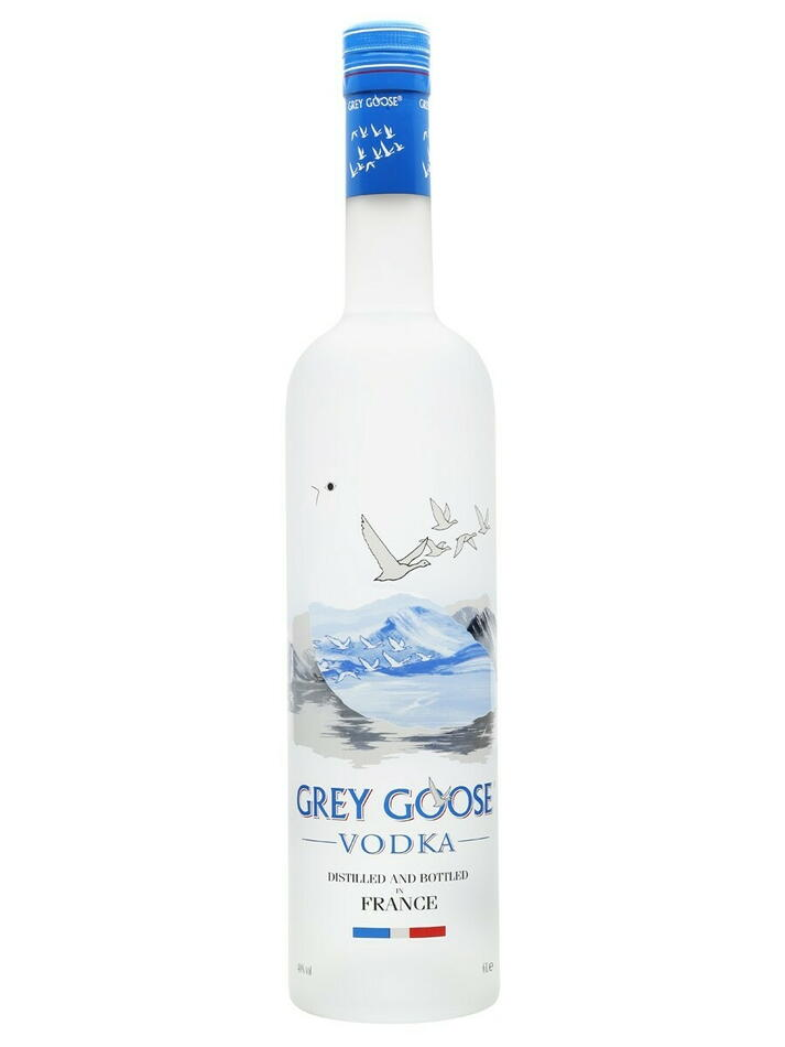 Grey Goose Vodka (Mathusalem) Fl 600
