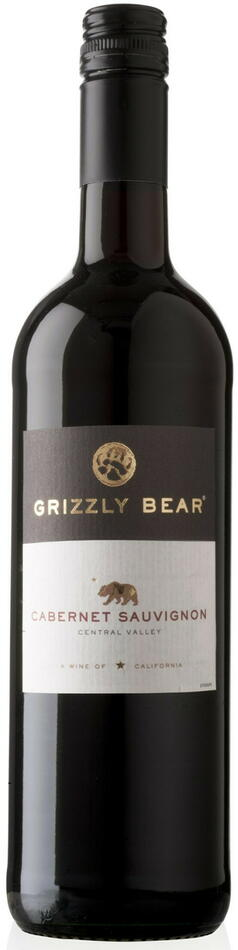 Image of   Grizzly Bear Cabernet Sauvignon 0,7 liter5 Ltr