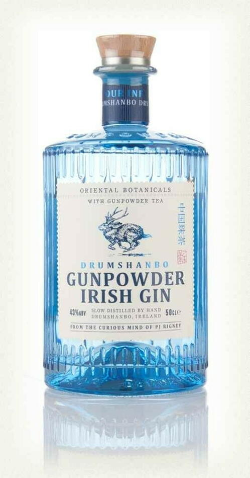Image of   Drumshanbo Gunpowder Irish Gin Fl 50