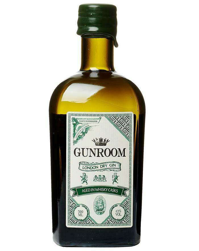 Gunroom London Dry Gin Fl 50