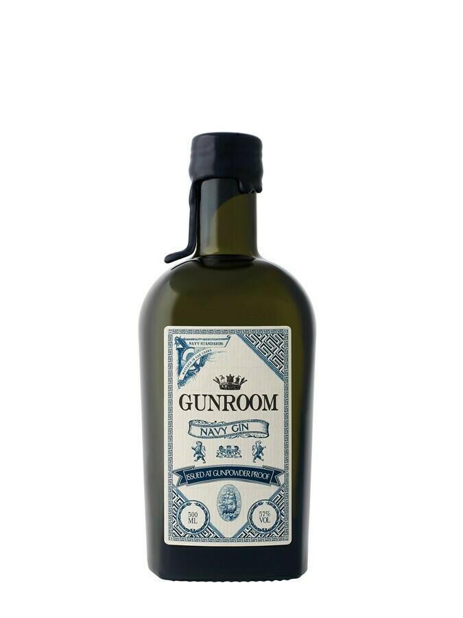 Gunroom Navy Gin Fl 50