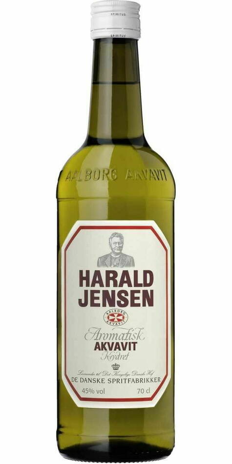 Harald Jensen Akvavit Fl 70