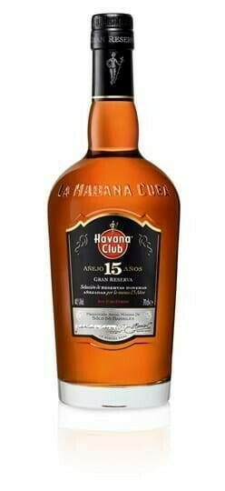 Image of   Havana Club Anejo 15 Fl 70