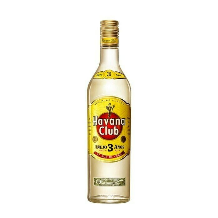 Image of   Havana Club Anejo 3 Fl 70