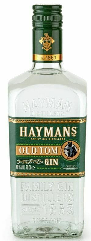 Image of   Hayman's Old Tom Gin Fl 70cl