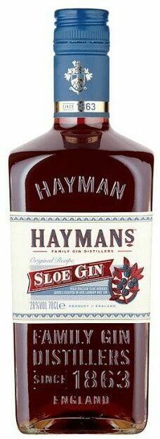 Hayman's Sloe Gin Fl 70