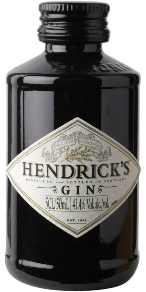 Hendricks Gin 5cl Fl 5