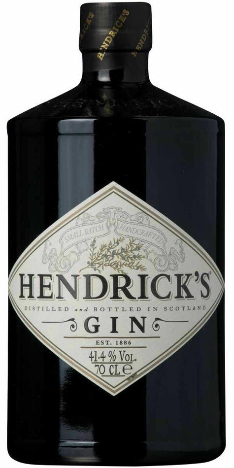 Image of   Hendricks Gin (Magnum) Fl 175cl