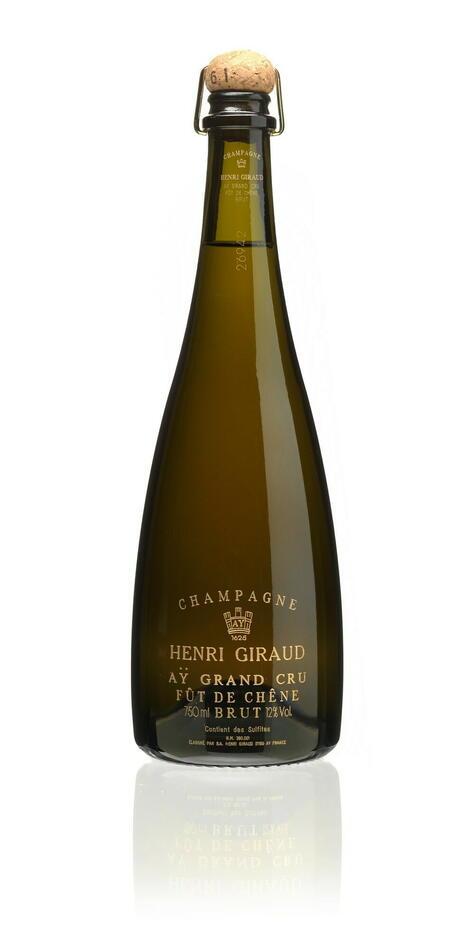 Henri Giraud Champagne Argonne 2004 Fl 75