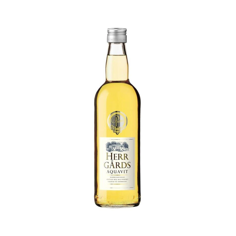 Image of   Herrgårds Aquavit Fl 50