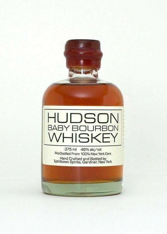 Image of   Hudson Baby Bourbon Whiskey Fl 35