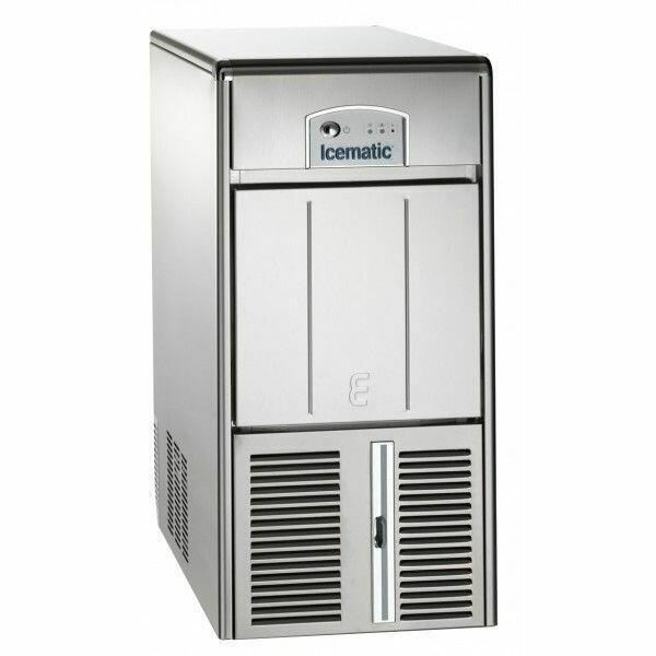 Icematic - E 21 Isterningsmaskine 21kg