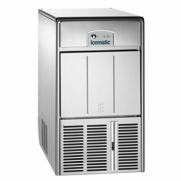 Icematic - E 25 Isterningsmaskine 25kg