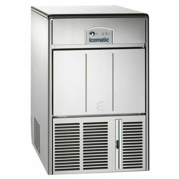 Icematic - E 35 Isterningsmaskine 37kg