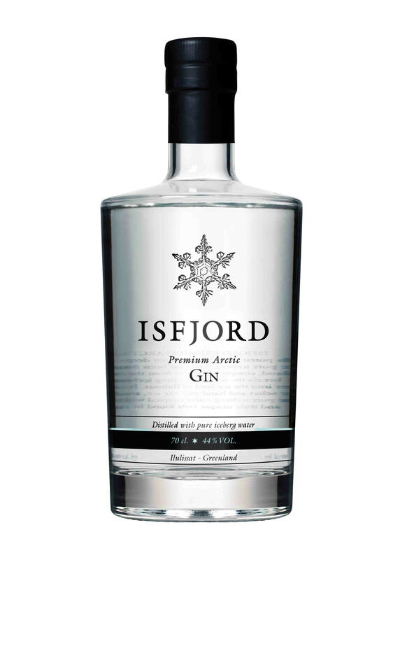 Image of   Isfjord Gin Fl 70cl
