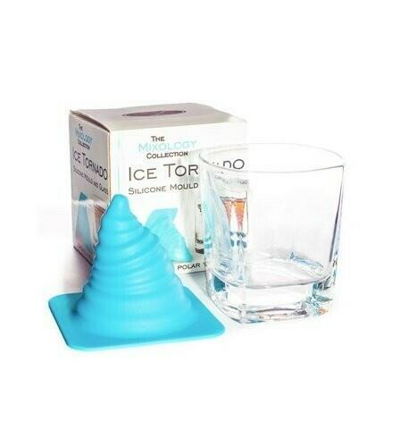 Mixology Ice Tornado Glas Og Mould