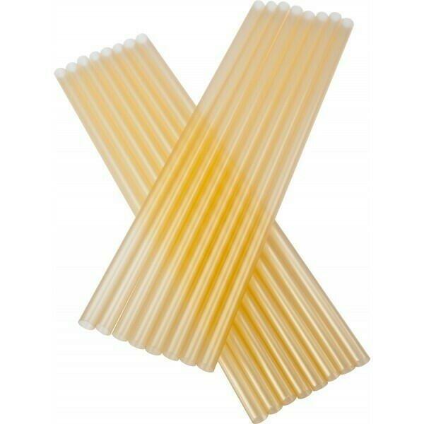 Image of   sugerør 8x255mm (*uden knæk) Guld 250 stk