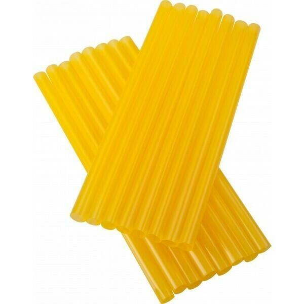 Image of   sugerør 8x160mm (*uden knæk) gule 250 stk