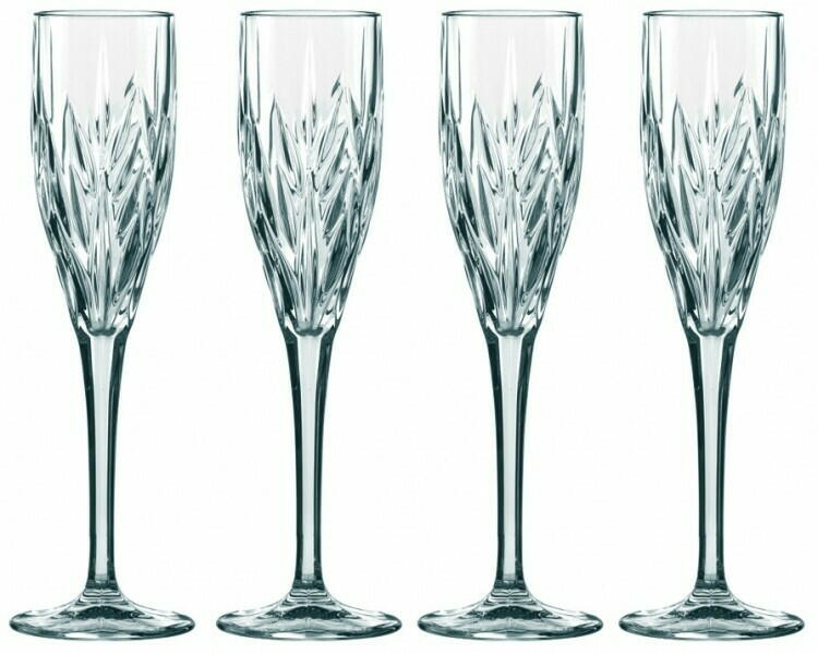 Image of   Champagneglas, Imperial Nachtmann 140 ml (4 stk.)