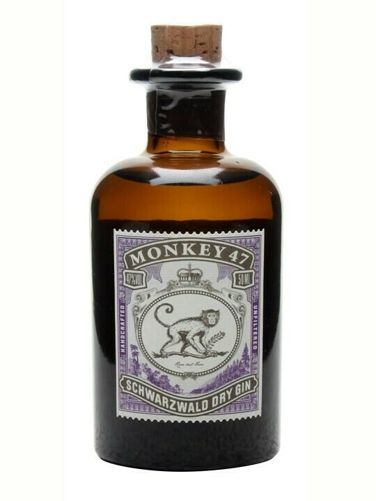 Monkey 47 Dry Gin Fl 5