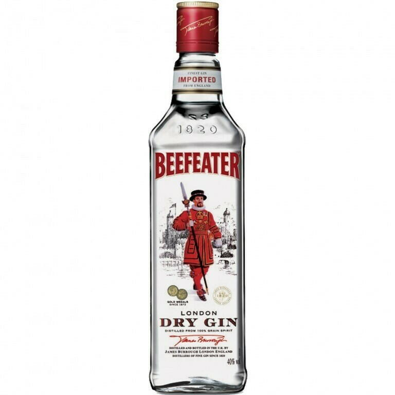 Image of   Beefeater Gin 47%* 1 Ltr