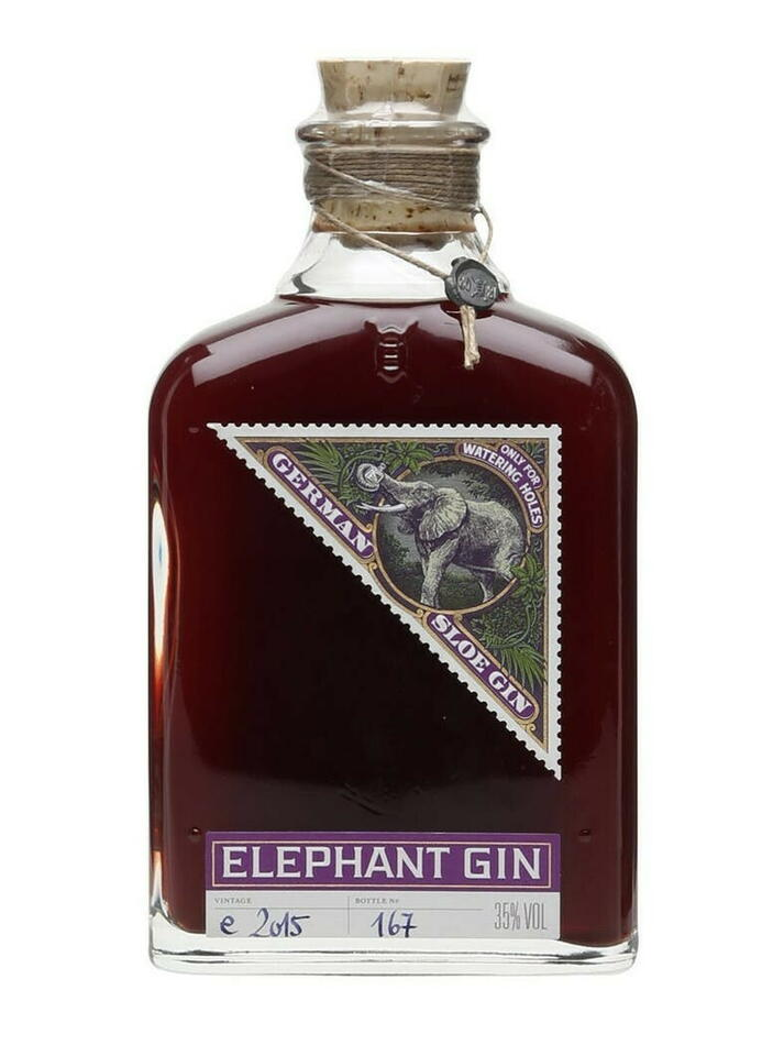 Image of   Elephant Sloe Gin Fl 50